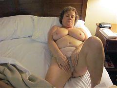 Dianne dressed naked